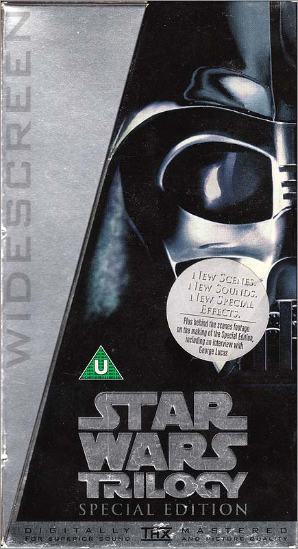 UK 1997 VHS
